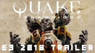 [E3 2018] Свежая порция геймплея Quake Champions и бесплатный ранний доступ