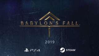 [E3 2018] Состоялся анонс Babylon's Fall