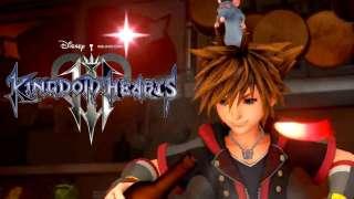 [E3 2018] Расширенный трейлер Kingdom Hearts 3