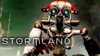 [E3 2018] Трейлер Stormland для очков виртуальной реальности