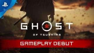 [E3 2018] Ghost of Tsushima — показан первый геймплей