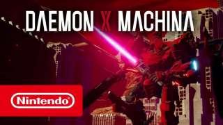 [E3 2018] Анонсирован экшен про боевых мехов Daemon X Machina