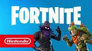 [E3 2018] Состоялся релиз Fortnite на Nintendo Switch