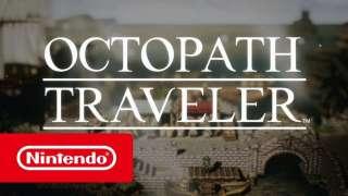 [E3 2018] Стала известна дата выхода демо-версии Octopath Traveler
