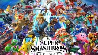 [E3 2018] Состоялся анонс Super Smash Bros. Ultimate