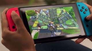 Fortnite — вы не сможете играть на Nintendo Switch с аккаунтом из PS4 и наоборот