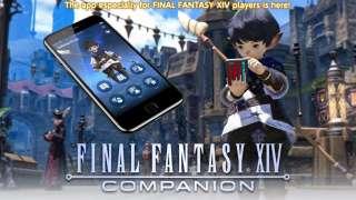 В июле появится мобильный компаньон для Final Fantasy XIV