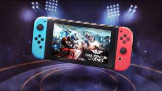 Shadowgun Legends выйдет на Nintendo Switch
