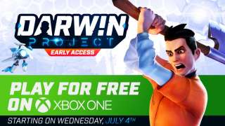 Версия Darwin Project на Xbox One тоже станет бесплатной