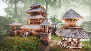 Вышло дополнение «Культура имперского востока» для Conan Exiles