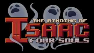 Binding of Isaac: Four Souls — новая игра от Эдмунда Макмиллена