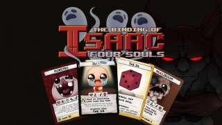 The Binding of Isaac: Four Souls оказалась настольной игрой