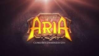 Legends of Aria — обновленная графика и дата начала ЗБТ-2