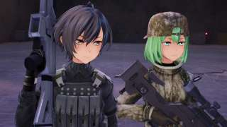 Вышло дополнение Betrayal of Comrades для Sword Art Online: Fatal Bullet