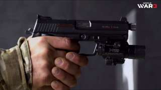 Видео о создании баллистики оружия в World War 3