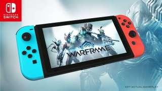 Кооперативный экшен Warframe анонсирован для Nintendo Switch