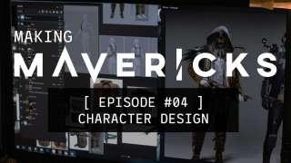 Создание персонажей в Mavericks: Proving Grounds