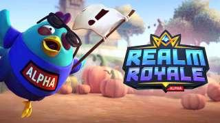 В Realm Royale добавят тренеровочный режим с перерождениями