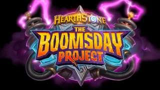 Анонсировано дополнение «Проект Бумного дня» для Hearthstone