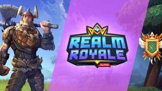 В Realm Royale добавлен боевой пропуск