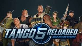 Стартовала открытая бета Tango 5 Reloaded: Grid Action Heroes
