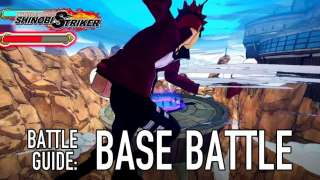 Демонстрация режима «Base Battle» в Naruto to Boruto: Shinobi Striker