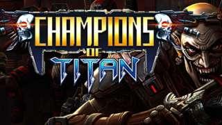 Champions of Titan — на этой неделе стартует ОБТ