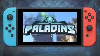 Шутер Paladins стал бесплатным на Nintendo Switch