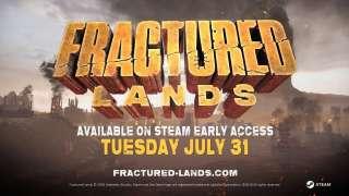 Fractured Lands выходит в раннем доступе