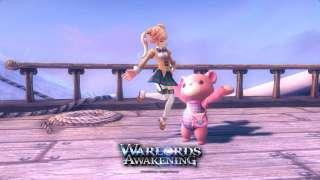 Новая дата выхода MMORPG Warlords Awakening