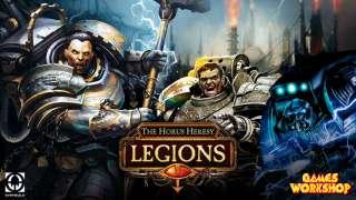 The Horus Heresy: Legions — состоялся релиз ККИ по вселенной Warhammer 40000