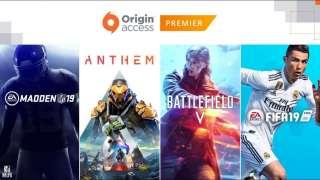 EA объявила дату запуска Origin Access Premier