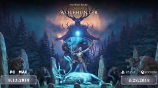 Дата выхода дополнения WolfHunter для The Elder Scrolls Online
