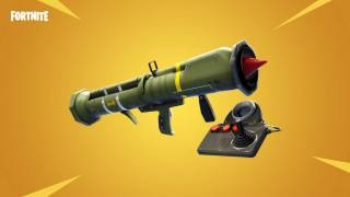 В Fortnite вернулась Управляемая ракета