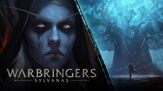World Of Warcraft — короткометражка «Лики войны: Сильвана»