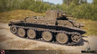 В World Of Tanks добавят польские танки