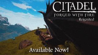 Состоялся выход обновления «Reignited» для Citadel: Forged with Fire