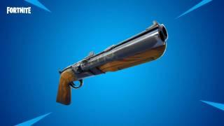 Fortnite — двустволка уже в игре