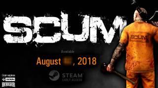SCUM — ранний доступ стартует в конце августа