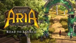 Ранний доступ Legends of Aria запланирован на октябрь