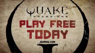 Шутер Quake Champions стал бесплатным
