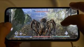 11 минут игрового процесса The Elder Scrolls: Blades