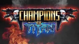 Начался открытый бета-тест Champions of Titan