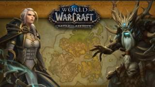 Состоялся релиз дополнения «Битва за Азерот» для World of Warcraft
