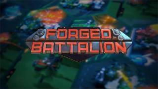 Forged Battalion — состоялся релиз стратегии от создателей Command & Conquer