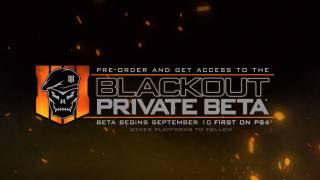 Call of Duty: Black Ops 4 — дата начала бета-теста «Королевской битвы»