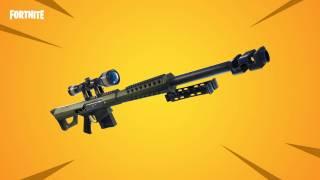 Fortnite: тяжёлая снайперская винтовка и конструктор Фрейя