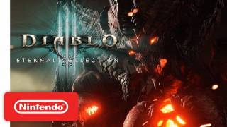 Diablo 3 выйдет на Nintendo Switch