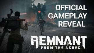 Первый геймплейный трейлер Remnant: From the Ashes