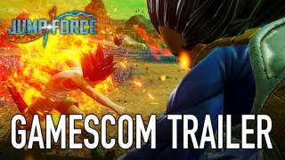 Трейлер Jump Force с новыми персонажами и ареной